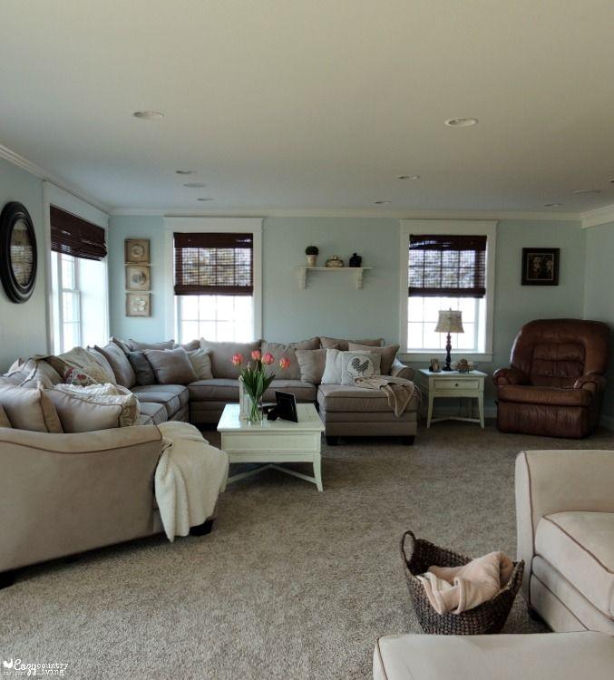 Best 25+ Large sectional sofa ideas on Pinterest | Large ...
