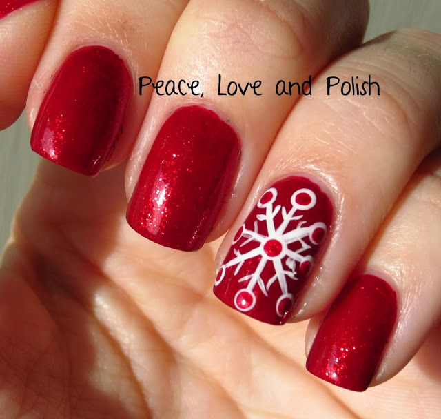 Peace, Love and Polish: December 2012
