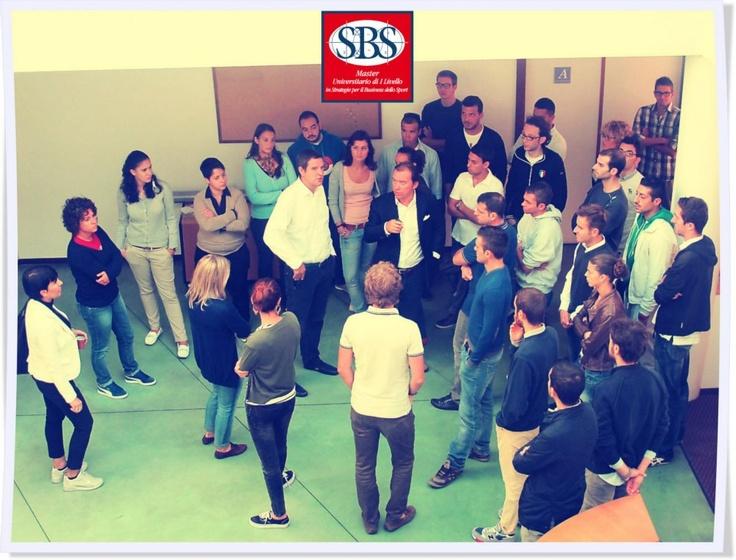#mastersbs #sportbusiness #day1 #treviso #sportmanagement #benetton