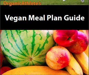 vegan athlete diet plan pdf
