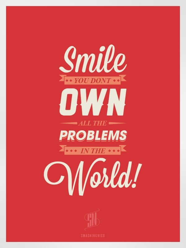 Seven Lovely Logics Typography by Nico Lopez, via Behance