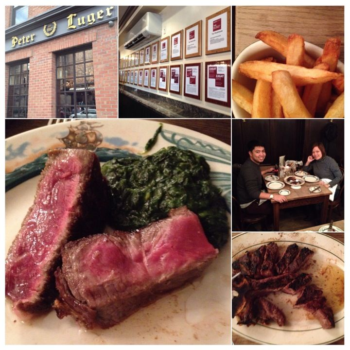 Peter Luger Steak House - NYC