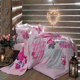 Tac Lavien roz - lenjerie de pat din bumbac ranforce 2 persoane - bumbac de calitate foarte buna - tesatura ranforce (oferta un raport calitate pret foarte bun) - imprimeu floral http://www.asternuturisiprosoape.ro/tac-lavien-roz-lenjerie-de-pat-din-bumbac-ranforce-2-persoane.html  #lenjeriidepat #lenjeriitac #tac #lenjeriidepattac