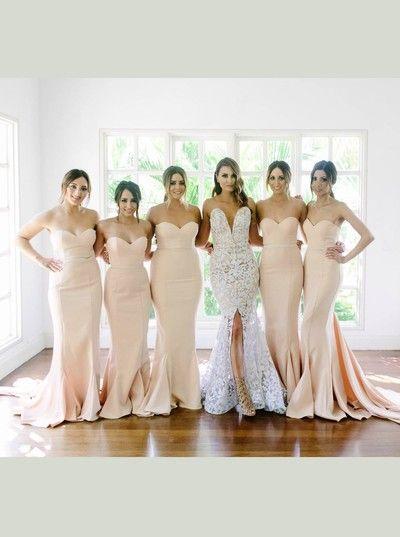 Mermaid bridesmaid dresses, Long bridesmaid dresses, Classic bridesmaid dresses, Custom bridesmaid dresses, formal bridesmaid dresses,…