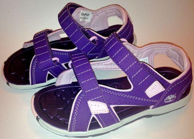 Timberland Sandals RAK made for AFOs!