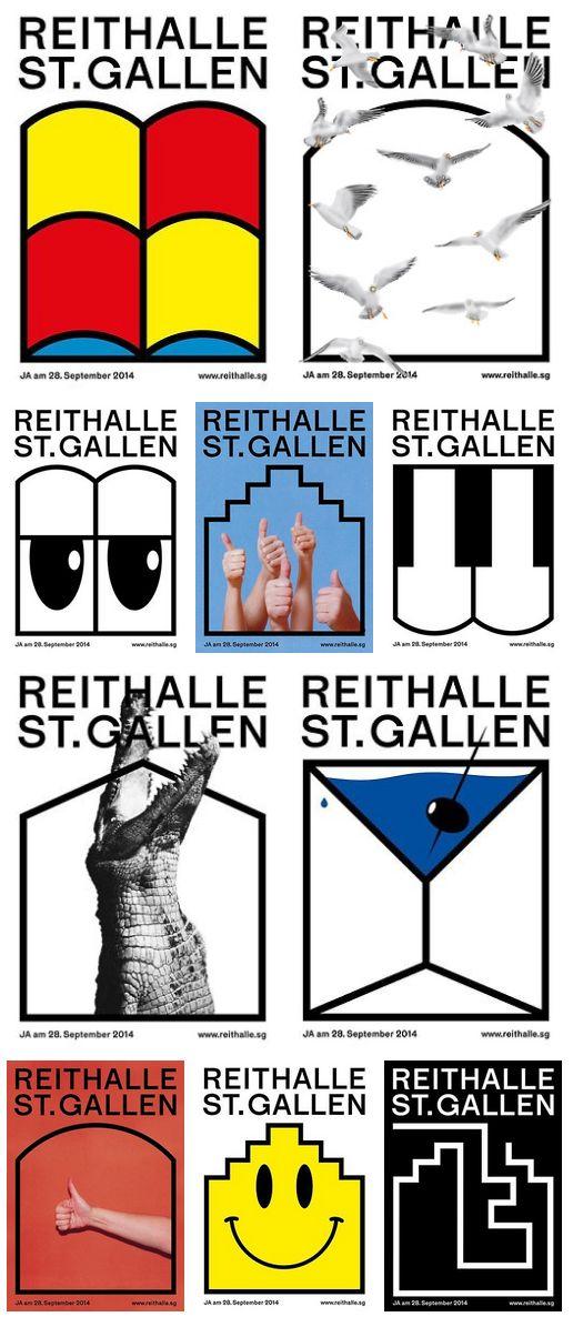 Reithalle St. Gallen, Bureau Collective