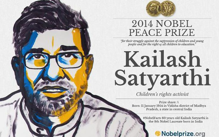 Malala Yousafzai has won the Nobel Peace Prize alongside Kailash Satyarthi an Indian activist who was comparatively unknown until winning the prize