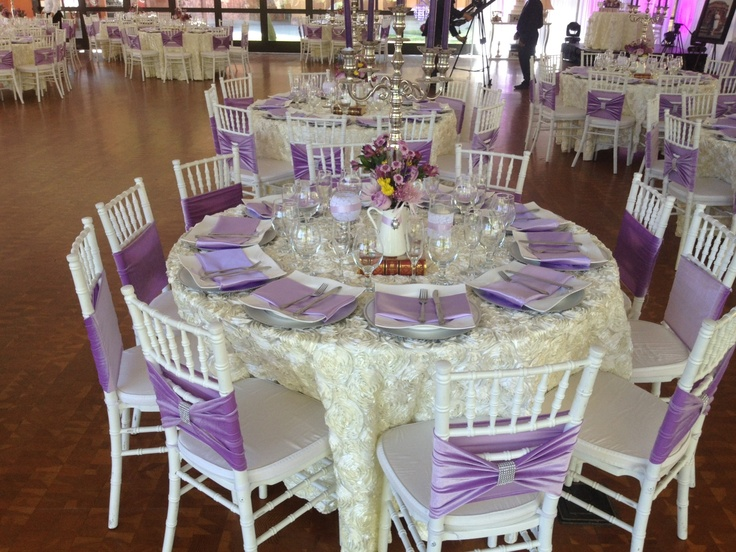 Wedding Reception At The Mexican Heritage Plaza Pavilion Setup Decoration By Dreams Of A
