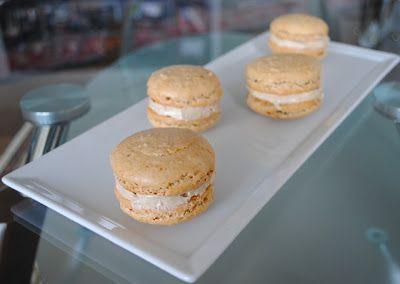 """Невыразимая легкость кулинарного бытия...: Кофейные пирожные """"Макарон"""""""