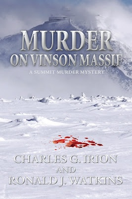 Book Reader's Heaven: Murder on Vinson Massif Dangerous for Mountaineers!