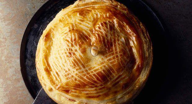 Feuilleté aux pommes de terreVoir la recette du feuilleté aux pommes de terres