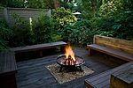 Мобильный LiveInternet Камин и очаг на садовом участке. Ландшафтный дизайн   Кас-сандра - Мои  заморочки  