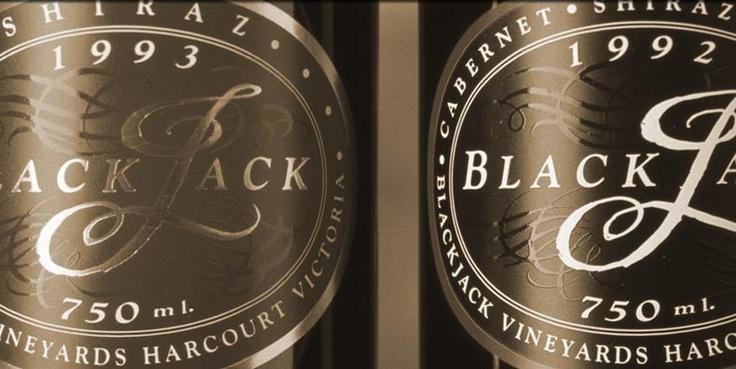 BlackJack Wines  PO Box 67  Harcourt VIC 3453  5474 2355