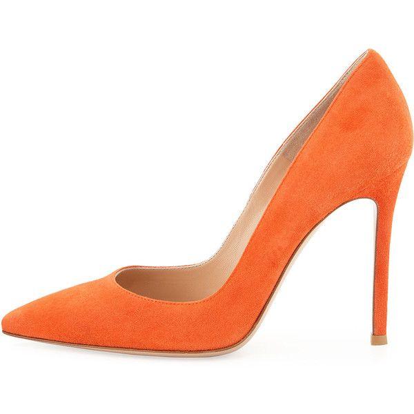 1000  ideas about Orange High Heels on Pinterest | Orange wedding