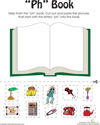 17 Best images about 1st grade Digraphs and blends on Pinterest ...