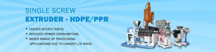 PVC Pipe Machine manufacturers -Pvc pipe machinery,Pipe extrusion plant,Pvc pipe extrusion line India