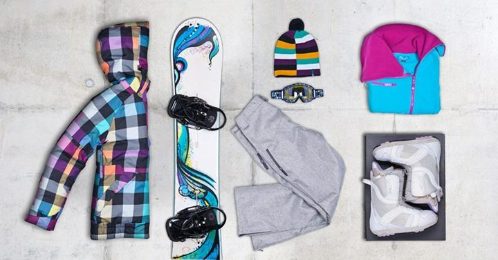 Snowboard collection #AW13 ! #cropp #womenswear