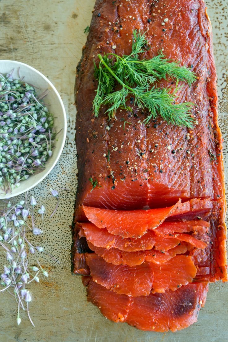 Homemade Gravlax + Vollkornbrot via Wild Greens and Sardines blog