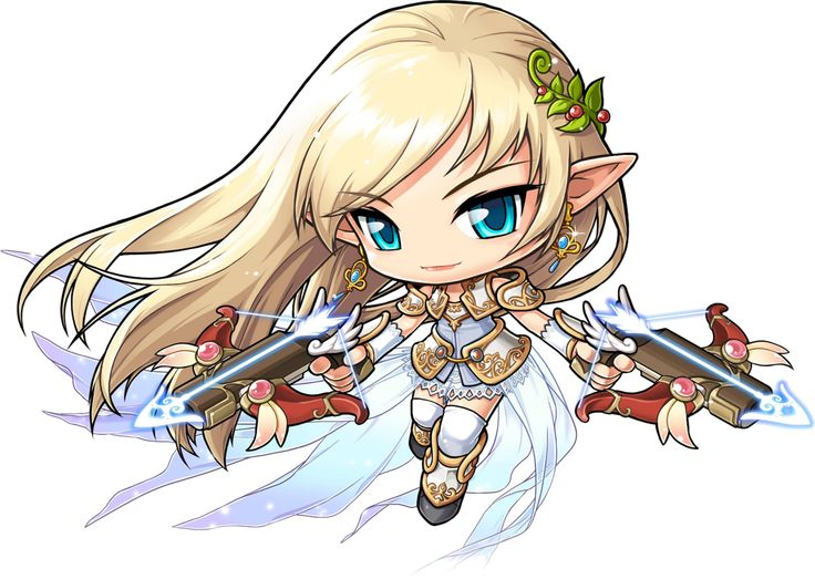 Mercedes - MapleStory Wiki page