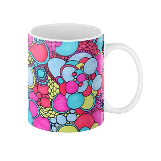 Bubbly Coffee Mug