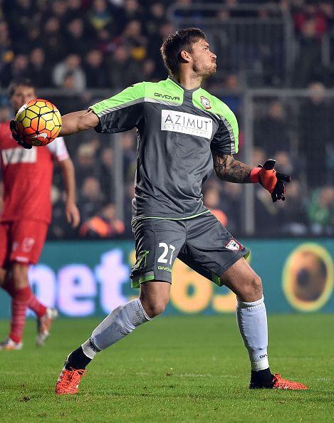 Vid Belec, Carpi, Serie A 2015-2016.