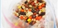 Healthy Trail Mix for Kids or Adults- I think I'll add some cereal to this also.