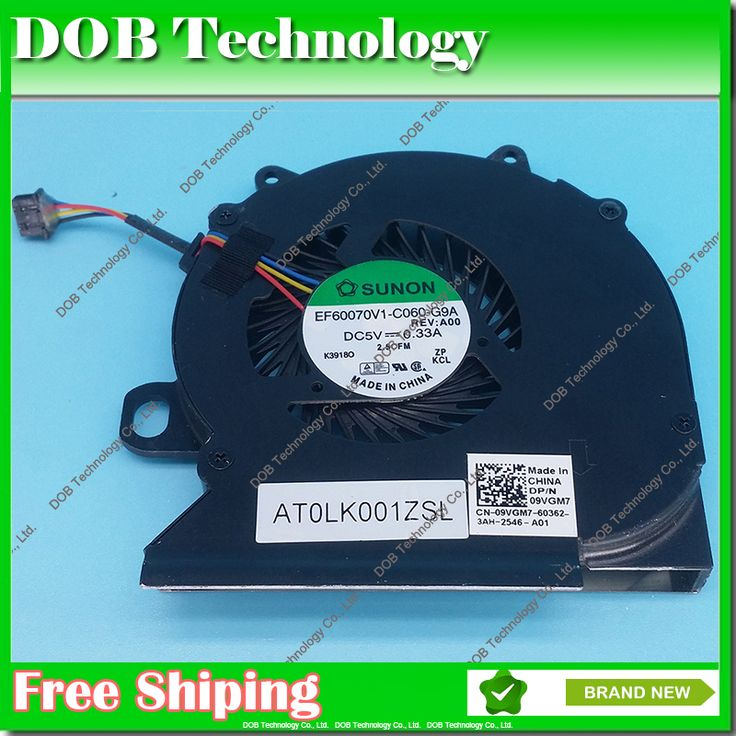Like and Share if you want this  New Original EF60070V1-C060-G9A DC5V 0.33A 9VGM7 CN-09VGM7 CPU FAN FOR DELL LATITUDE E6330 E6430S CPU COOLING FAN     Tag a friend who would love this!     FREE Shipping Worldwide     Buy one here---> https://shoppingafter.com/products/new-original-ef60070v1-c060-g9a-dc5v-0-33a-9vgm7-cn-09vgm7-cpu-fan-for-dell-latitude-e6330-e6430s-cpu-cooling-fan/