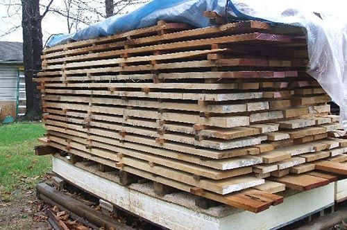 1000 ideas about lumber storage on pinterest lumber for Lumber yard storage racks