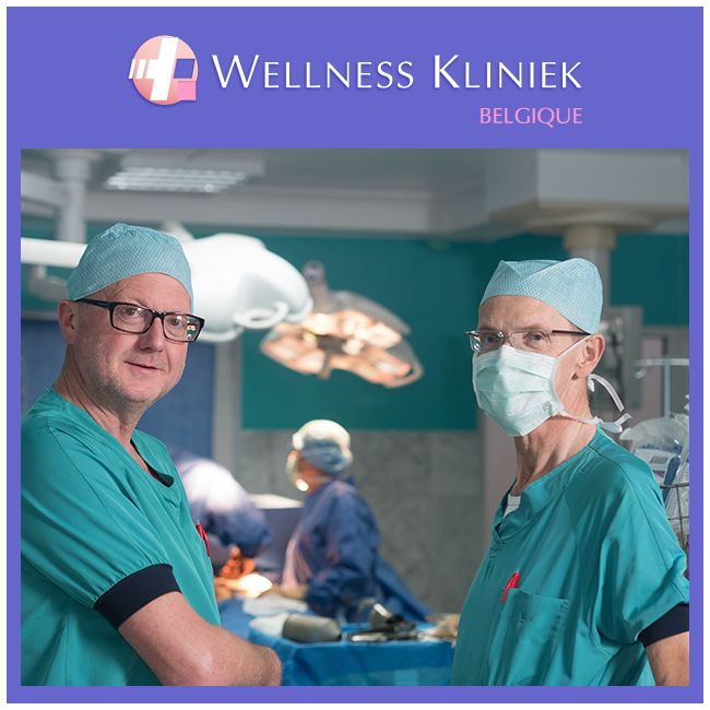 La #wellnesskliniek choisit des spécialistes hautement qualifiés, de Belgique ou de l'étranger. Chacun de nos médecins est expert dans sa spécialité cosmétique. #chirurgieplastique #chirurgiecosmetique #augmentationmammaire