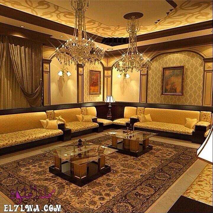 ديكورات مجالس 2021 مجالس فخمه تحرص الكثير من الأسر على تخصيص غرفة معينة من أجل أن تكون مجلس من أجل إدارة النقاشات المخت Room Decor Furniture Living Room Decor