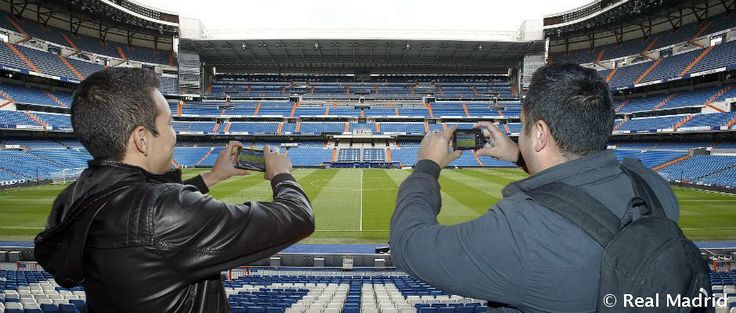 Santiago Bernabéu Tour | Bernabéu Tickets and Prices | Real Madrid Official Website
