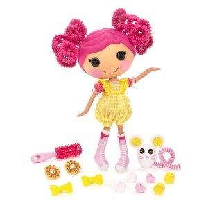 Lalaloopsy Silly Hair Doll  -Crumbs Sugar Cookie
