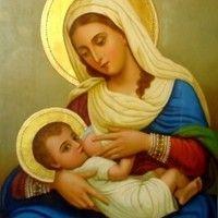Bendita eres tú, María