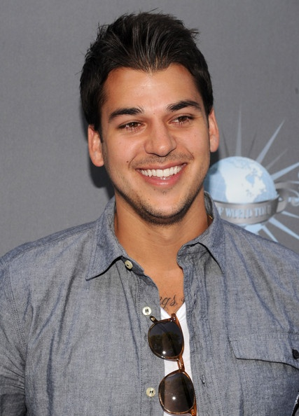 Robert Kardashian its all about those eyebrows & that smile. Love a good boy with an edge.