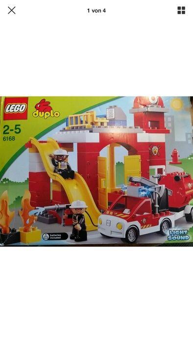 Mein Lego Duplo Feuerwehr Station mit Light & Sound 6168 von Lego! Größe Ab 24 / Monaten für 35,00 €. Schau´s dir an: http://www.mamikreisel.de/spielzeug/zum-bauen-playmobil-lego-and-co-dot/34650896-lego-duplo-feuerwehr-station-mit-light-sound-6168.