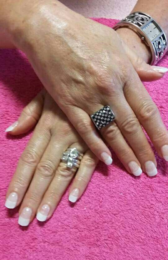 French acrylics by Fabulous Fingertips
