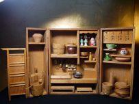 時代ミニチュアままごとセット 置き水屋 雛道具 s-191 | ギャラリーHISAKO|大分別府の骨董屋