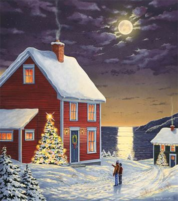 Newfoundland Art - Dave Hoddinott Gallery