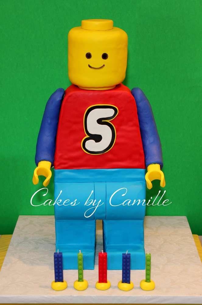 Legos  Birthday Party Ideas   Photo 9 of 11