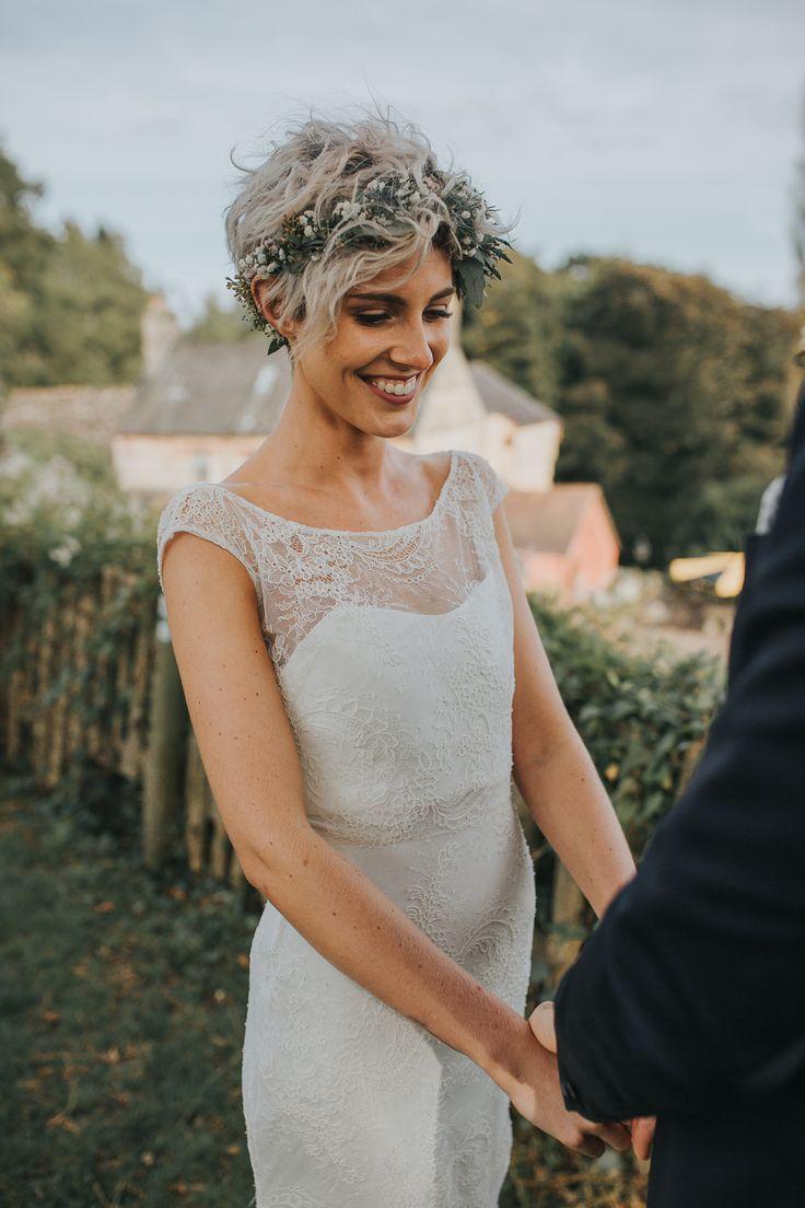 Stilvolle Usk-Schloss-Hochzeit mit Bildern von Magda K Photography – Hair&Style