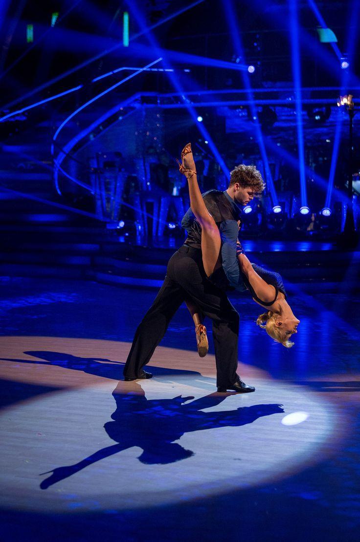 SCD Week 7, 2015. Jay McGuiness and Aliona Vilani. Argentine Tango.