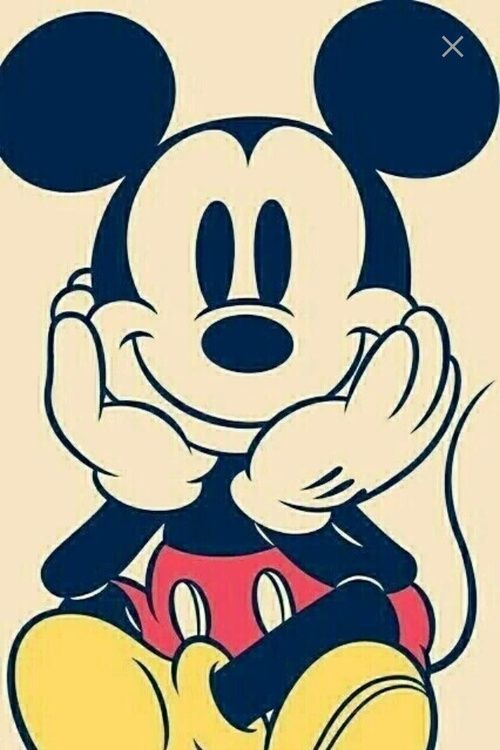 Imagen de mickey, disney, and mickey mouse