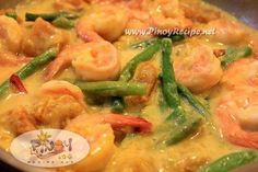 Ginataang Gulay at Hipon Recipe - Filipino Recipes Portal ... One of my favorite ulam!