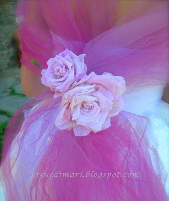 Le rose di Mari paper roseshttp://lerosedimari.blogspot.com
