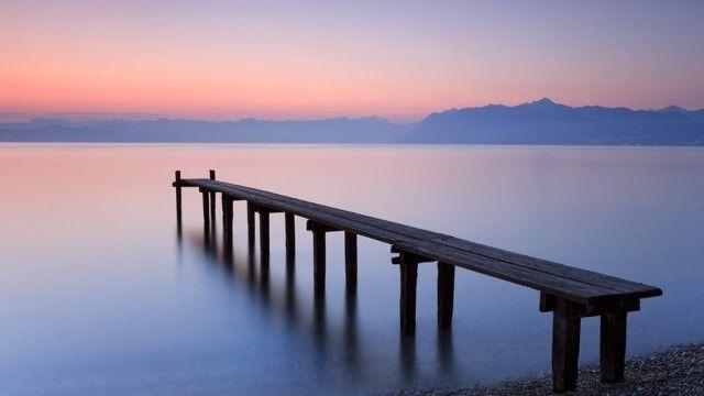 湖の向こう側は外国。レマン湖を見渡すフランスの小さな村イヴォワール | TABIZINE~人生に旅心を~