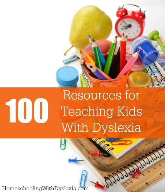 100 of the best, evidence-based resources for those who teach students with dyslexia.
