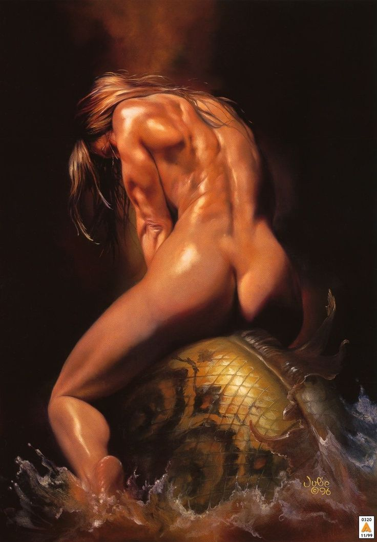 Erotic fantasy art 2 louis royo