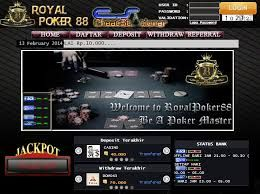 Royal Poker88 sebagai agen Poker88 yang menyediakan permainan poker online secara fair, minimal deposit yang rendah hanya di Poker88  www.royalpoker88.com  #Poker88 #Poker_88