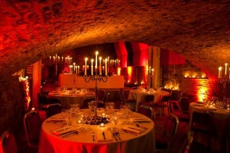 unique wedding venues in a Cave http://www.marketplaceweddings.com/blog/unique-wedding-venues/