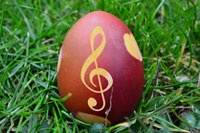 Easter and Spring Time Songs & Crafts - Let's Play Music Round-up - Let's Play Music